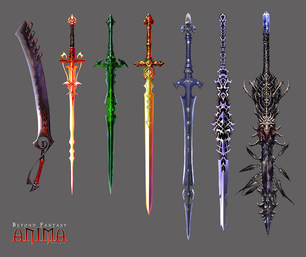 sword trophies 2 - The Realm of Fear Lord Richard's Dark Spire